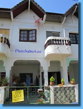Cha-Am Haus kaufen von vorne