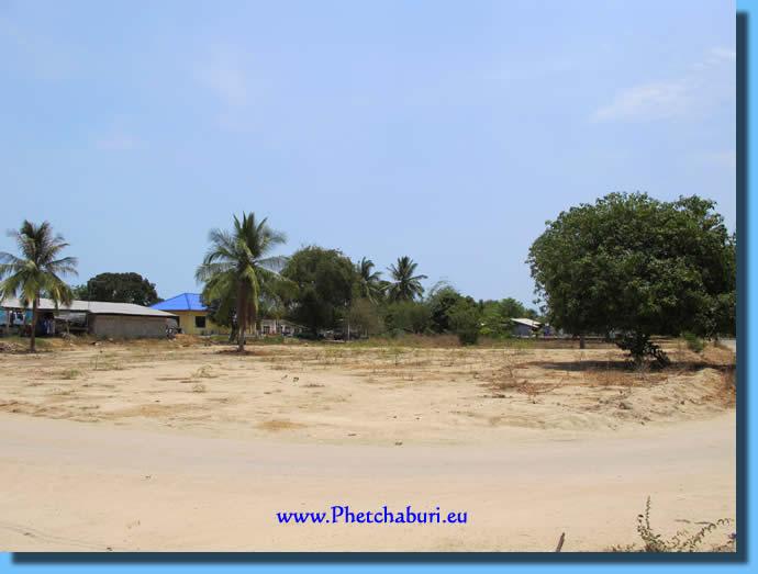 Grundstück zu verkaufen in Cha-Am Thailand